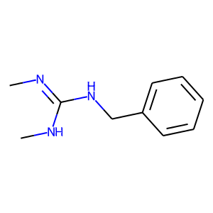 Bethanidine structure rendering