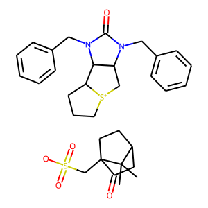 Trimethaphan camsylate structure rendering