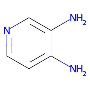 Amifampridine structure rendering