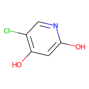 Gimeracil structure rendering